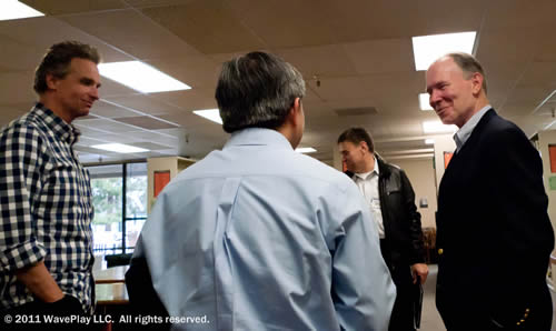 Photos from Silicon Valley Roundtable 1
