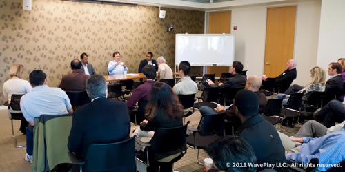 Silicon Valley Roundtable