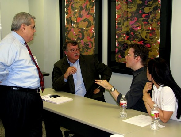 Founders Space Houston Roundtable 2