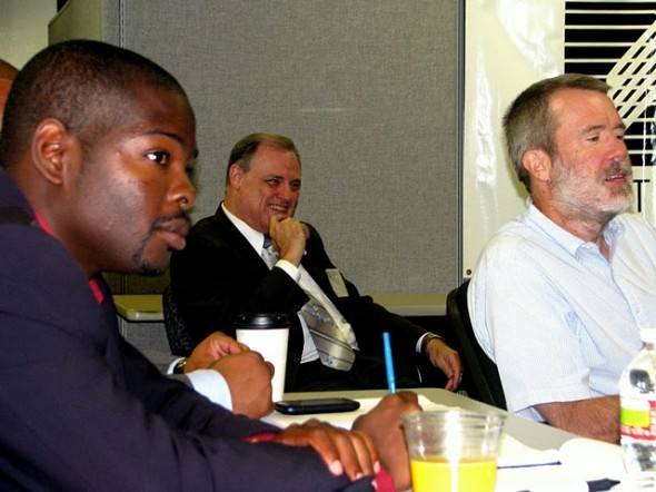 Founders Space Houston Roundtable