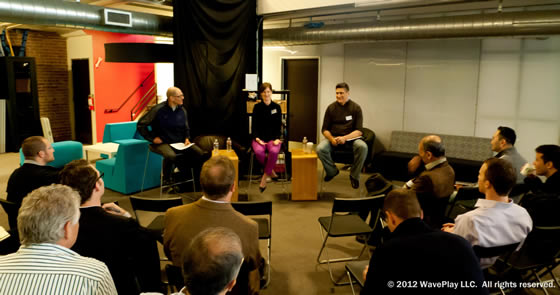 Founders Space Roundtable - Future of Mobile Social Gaming
