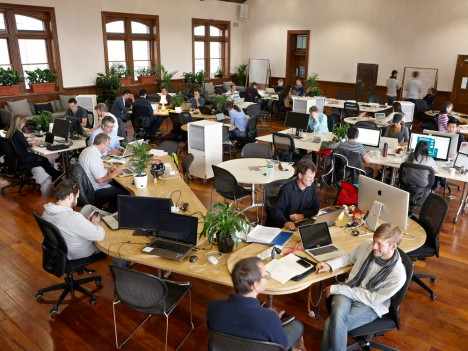 San Francisco Coworking Spaces Including Somacentral