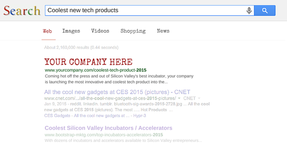 Good SEO Bootstrap Marketing