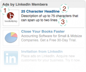 LinkedIn Sponsored Content Bootstrap Marketing